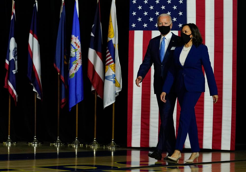America as Joe Biden takes office