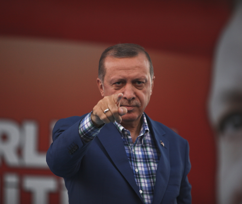 Any positive agenda with Turkey must be linked to democratic conditionality