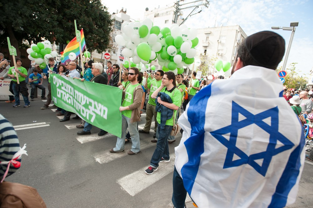 Israeli Progressives should reach out more to their international partners