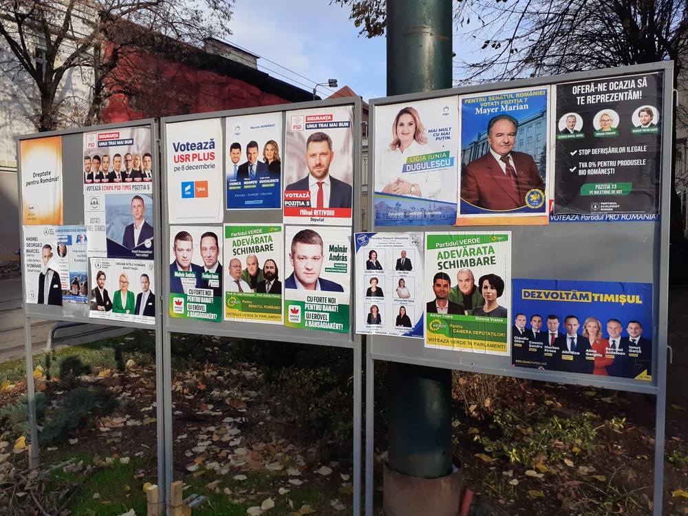 Romania's  parliamentary elections – the political landscape