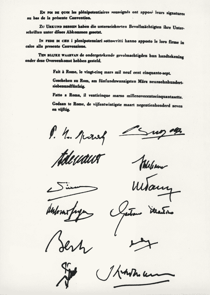 A Treaty to celebrate with ambivalence