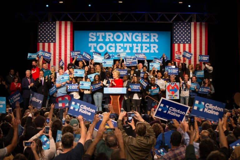 A Wider Perspective on the 2016 US Election