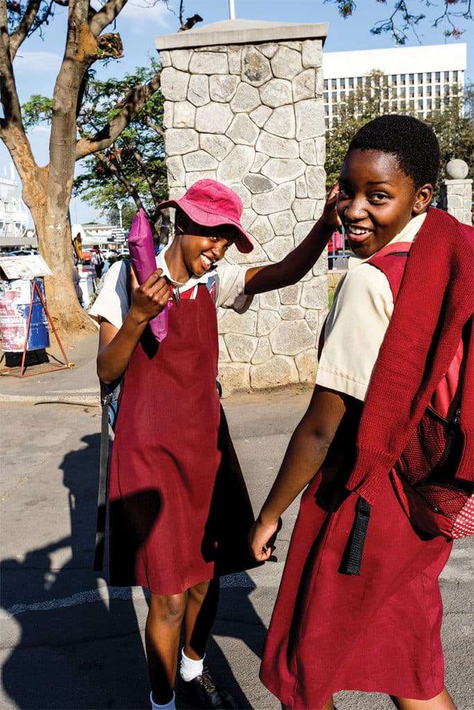 A fight for girls' right to education