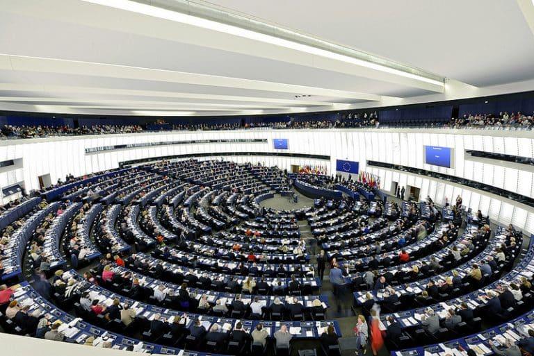 A paradoxical EP election