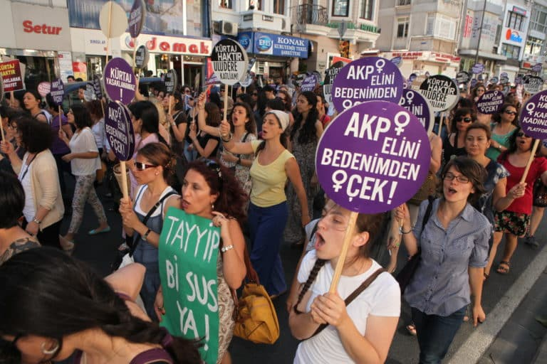 Abortion politics and new pro-natalism in Turkey