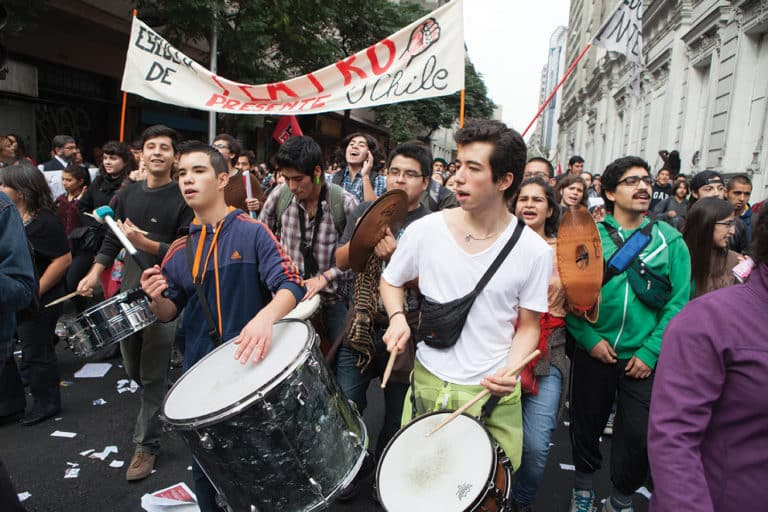 Beyond Europe: Youth, Latin America, and Progressive Thought