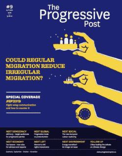 Could regular migration reduce irregular migration?