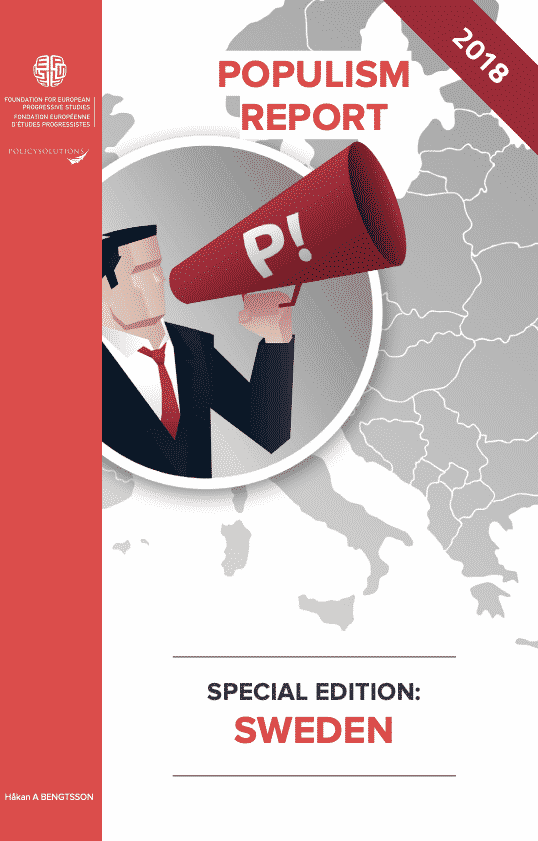 Populism Report Special Edition: Sweden