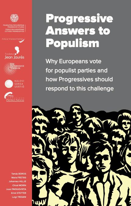 Progressive Answers to Populism