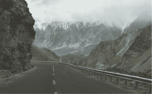 BRI / Road in China