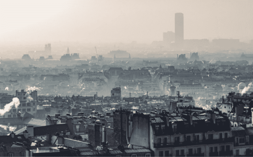 Air Pollution in Paris