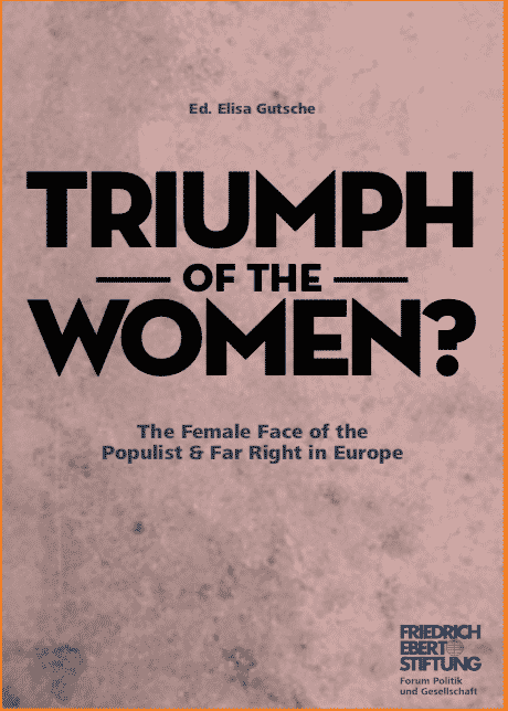 Triumph of the Women? The Female Face of the Populist and Far Right in Europe/jpg