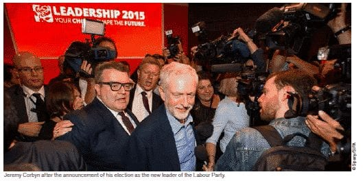 Corbyn and Europe