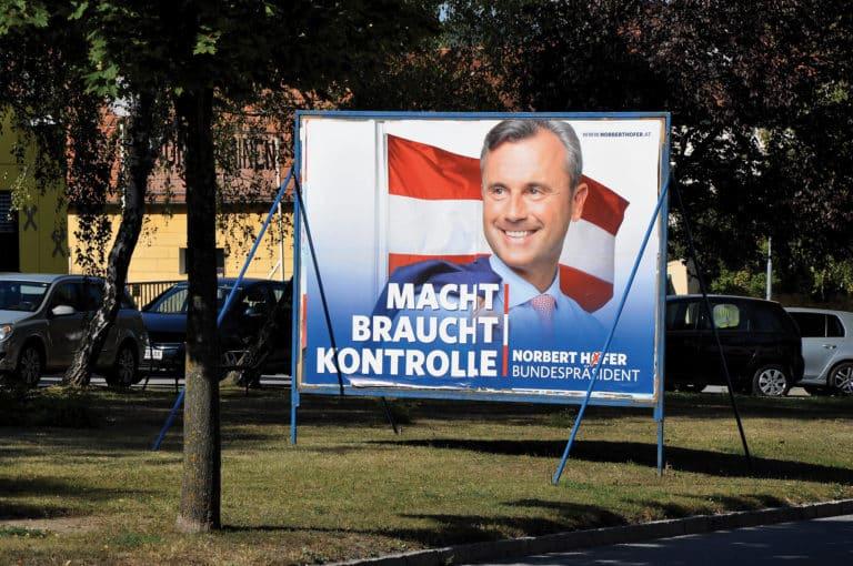 Counter-Media Culture – politically decisive in the US and in Austria?