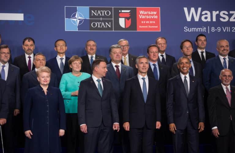 Donald Trump and the Transatlantic Alliance