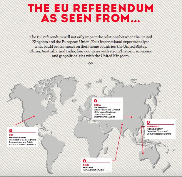 EU Referendum Puts Britain's Importance in India at Risk