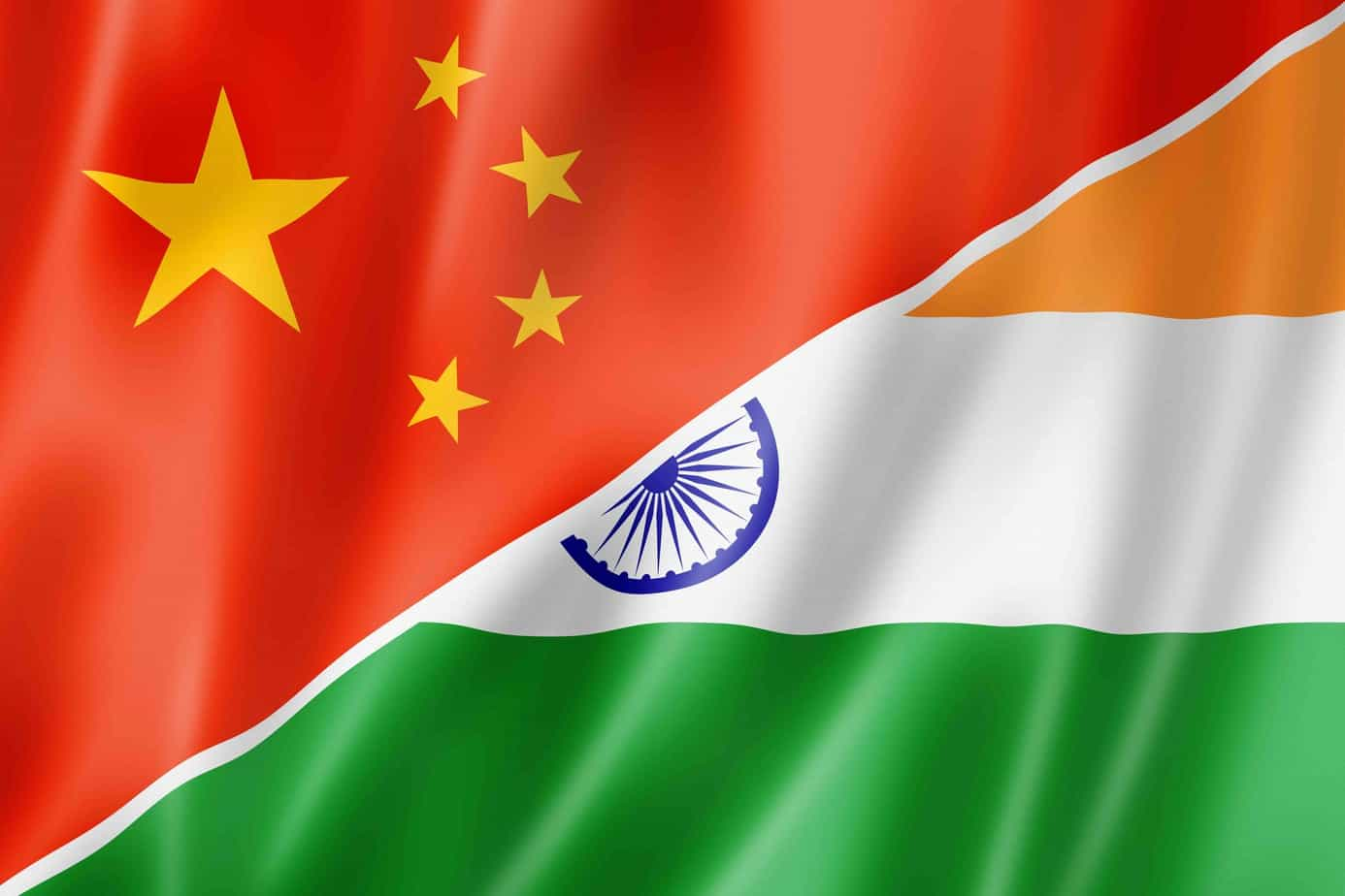 China's influence on the elections in India
