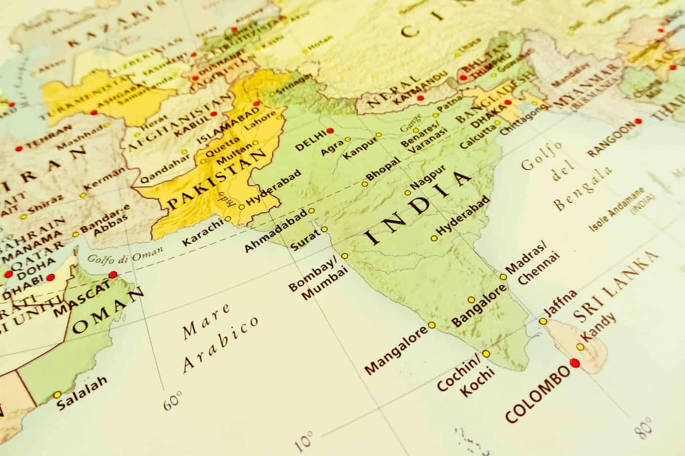 India and its neighbours – tensions in the election campaign