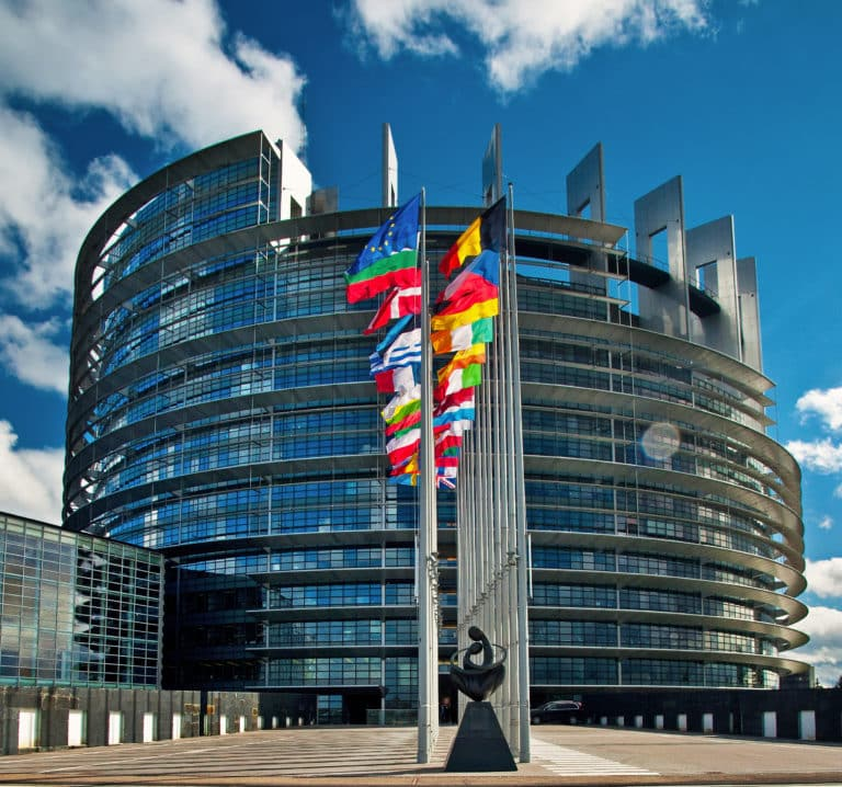 Gender equality votes in the European Parliament