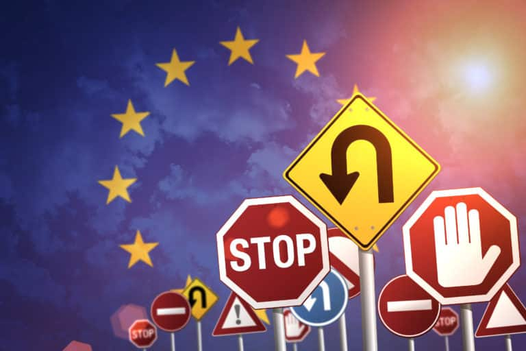 How should progressives respond to the EU's many crises and challenges to democracy?