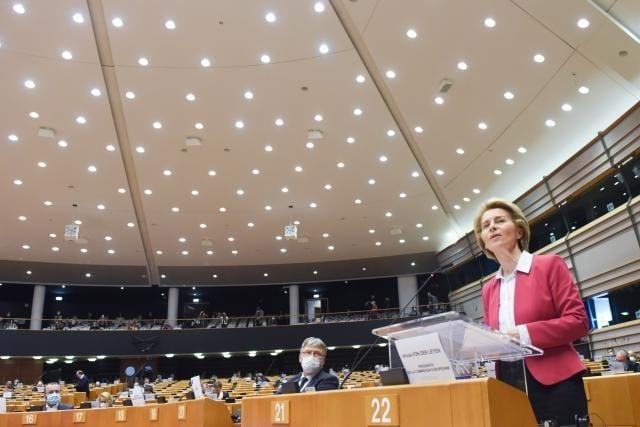 An historical breakthrough for the European Union?