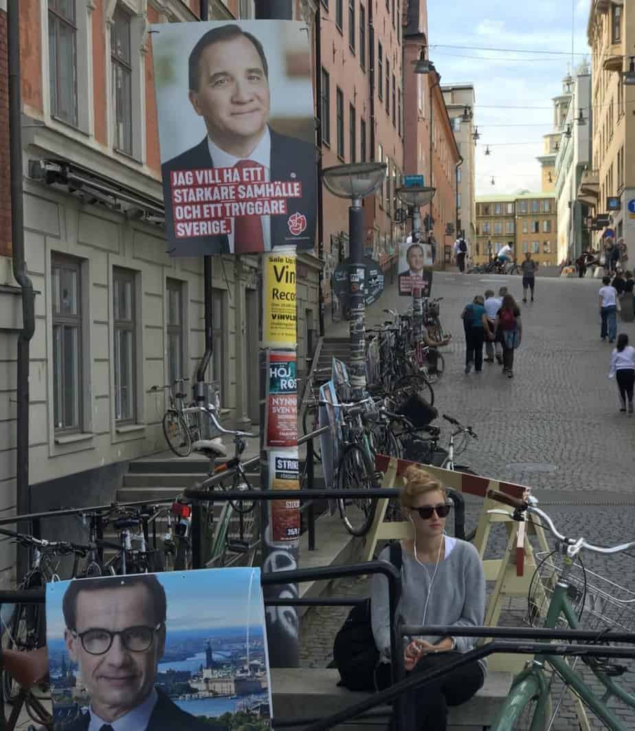 Migration management in Sweden and its impact