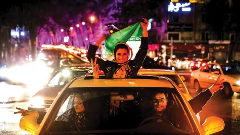 Iran's Millennials: The Burgeoning Generation