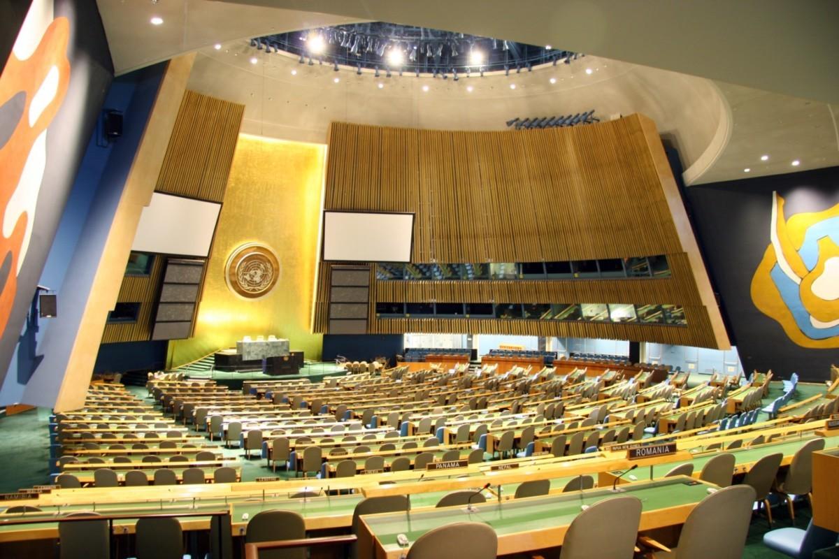 Making the UN more inclusive and democratic