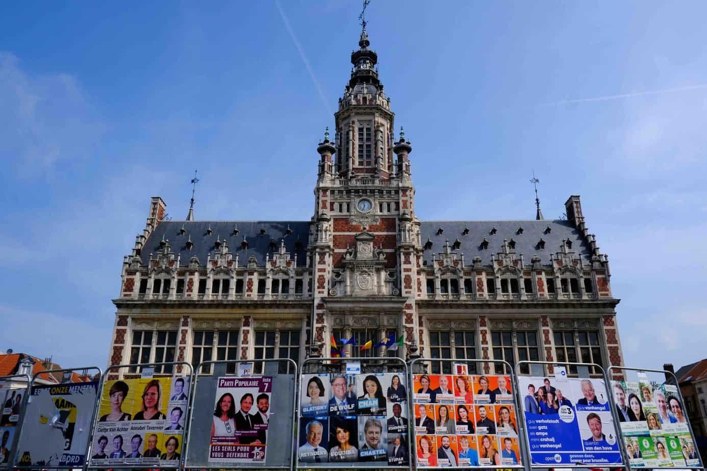 Belgium: a fragmented parliament