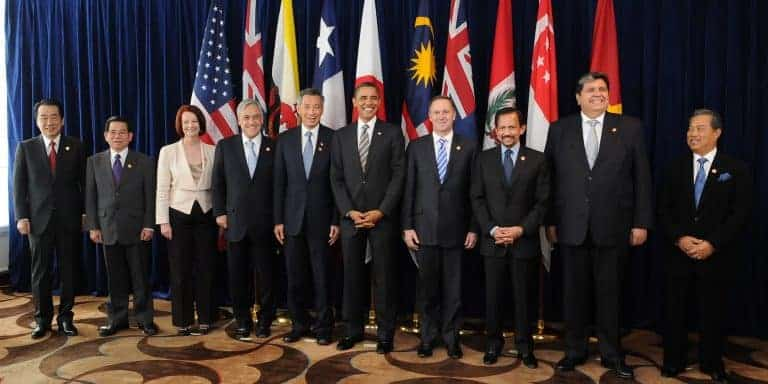 New trade agreements: A threat to democracy