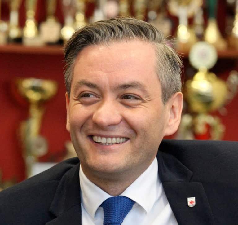 Ones to Watch: Robert Biedroń