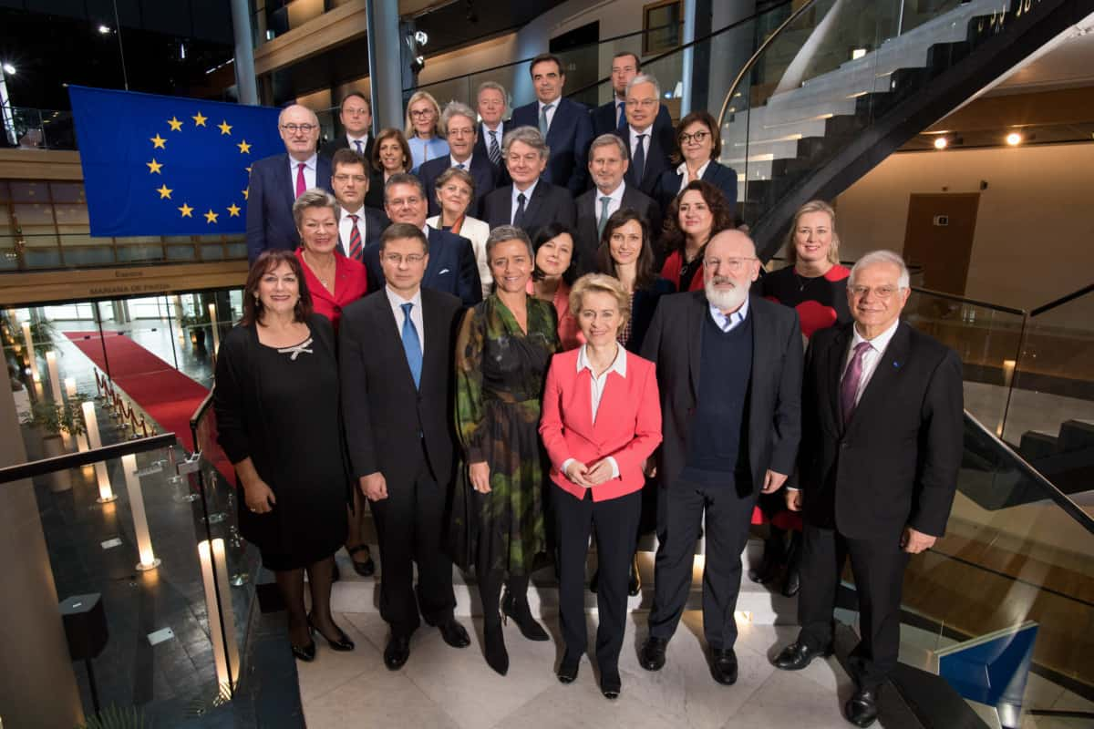 New European Commission: Big Challenges, High Expectations