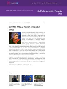 """Women's participation in EU politics – Učešće žena u politici Evropske Unije"".jpg"