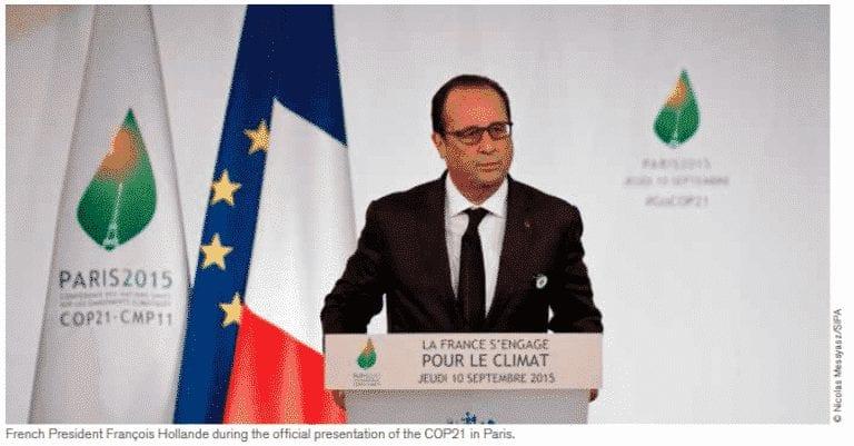 Paris Climate Talks Offer Direct Route to Zero-carbon Economies