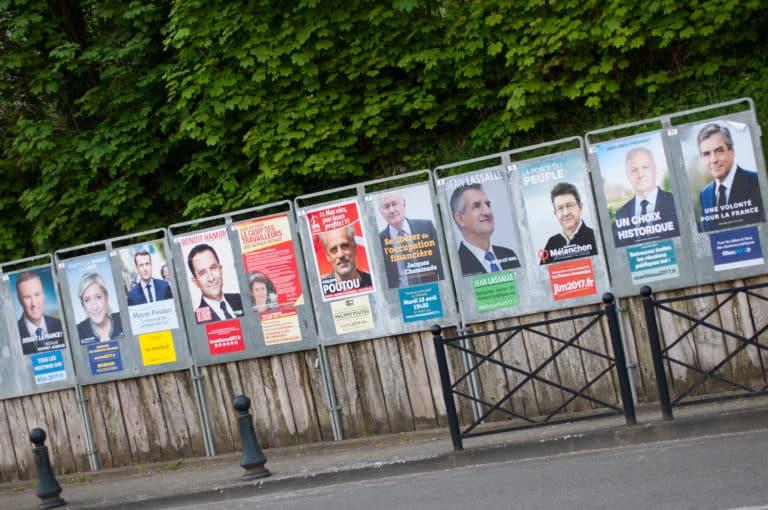 Presidential election 2017: the dynamic Mélenchon