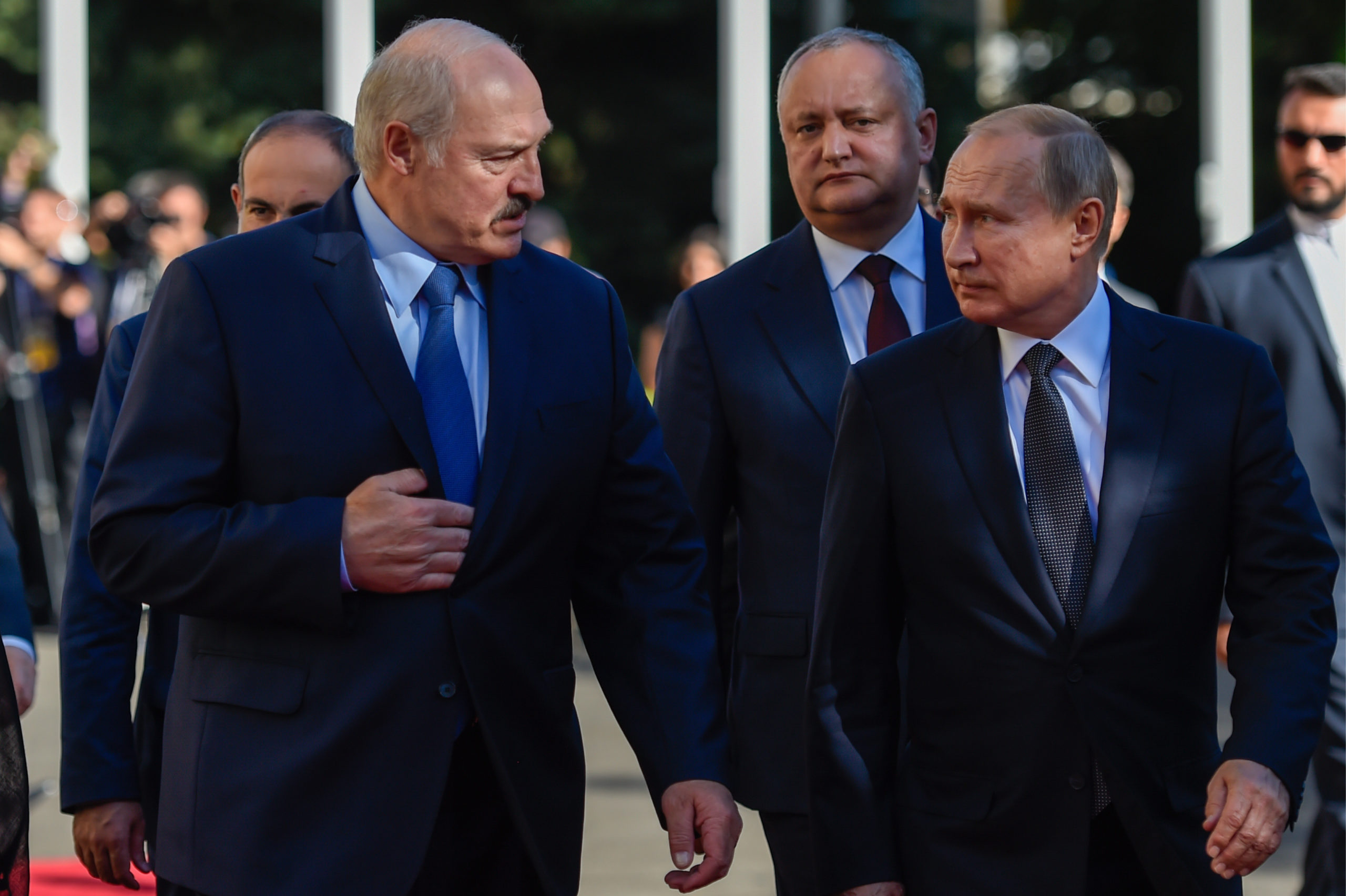 The EU and Belarus: doing less might be better