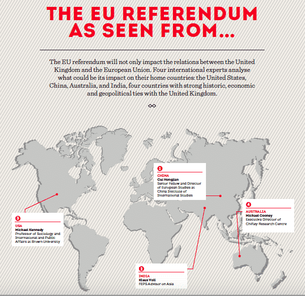 The EU Referendum and Why China is Concerned About It