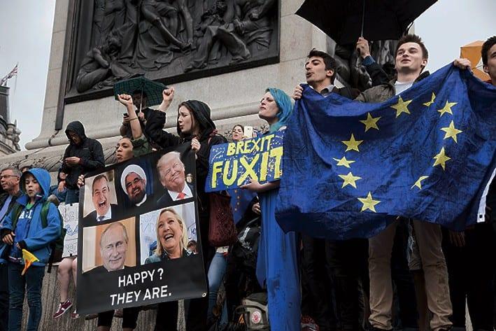 The Impact of the British Referendum on European Affairs