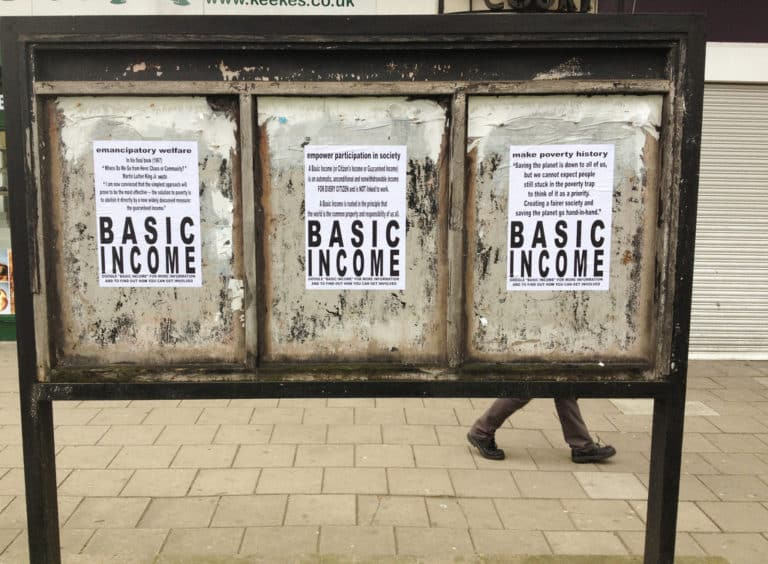 The Need for a Basic Income Policy in Europe