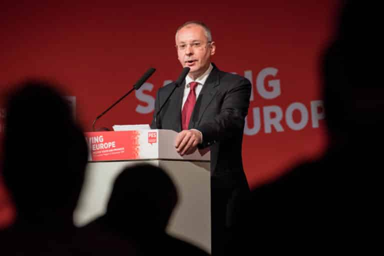 The Party of European Socialists is a party of activists