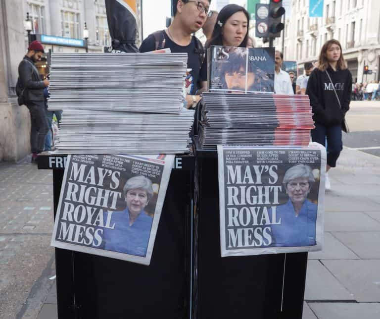 UK election reaction: The staging post to power?