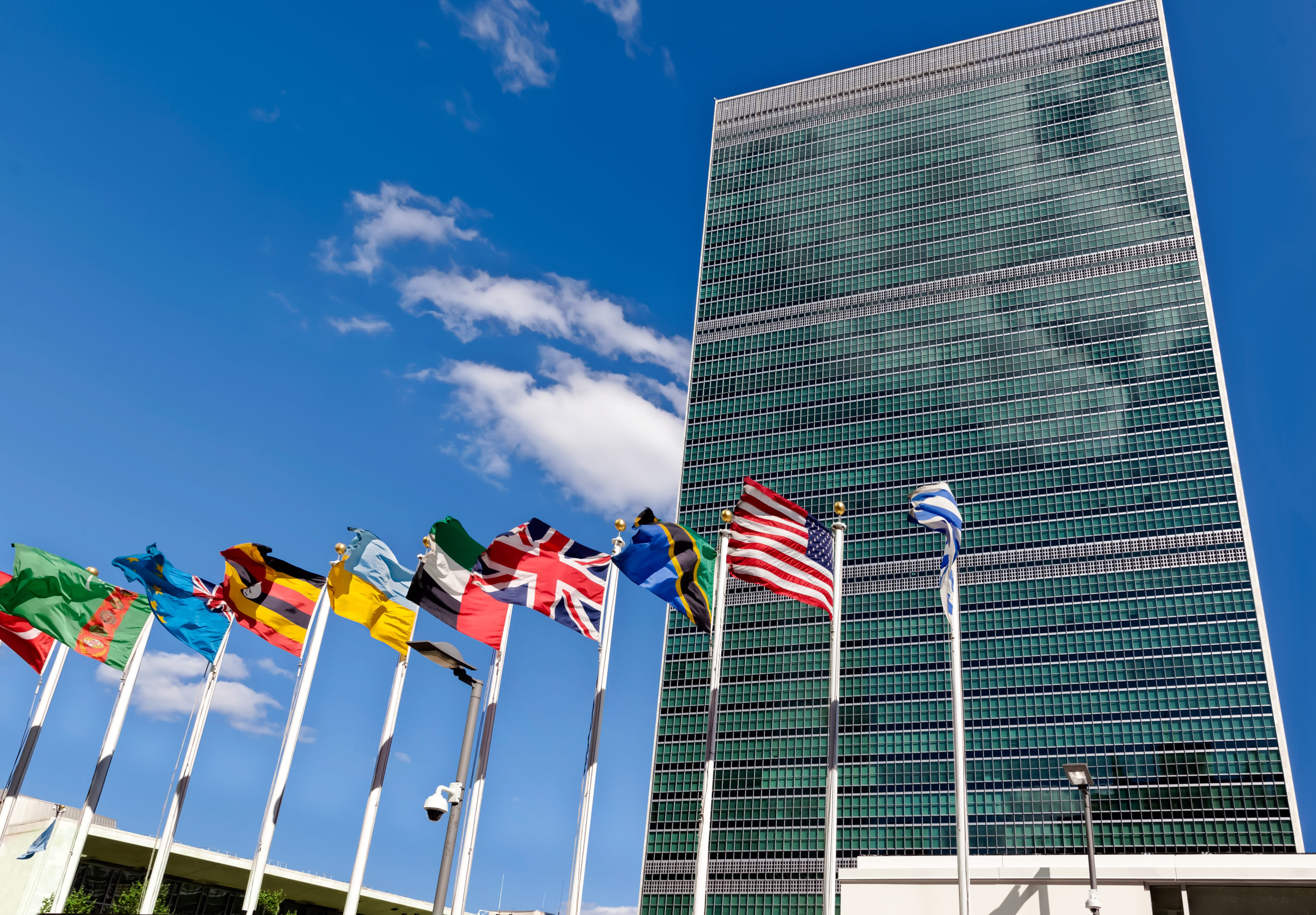 What should be done about the United Nations?