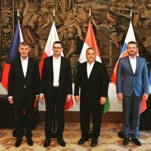 Visegradism = egocentrism as a political program