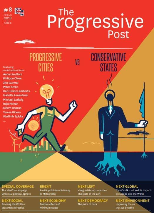 Editorial Progressive Post 8 – Progressive cities