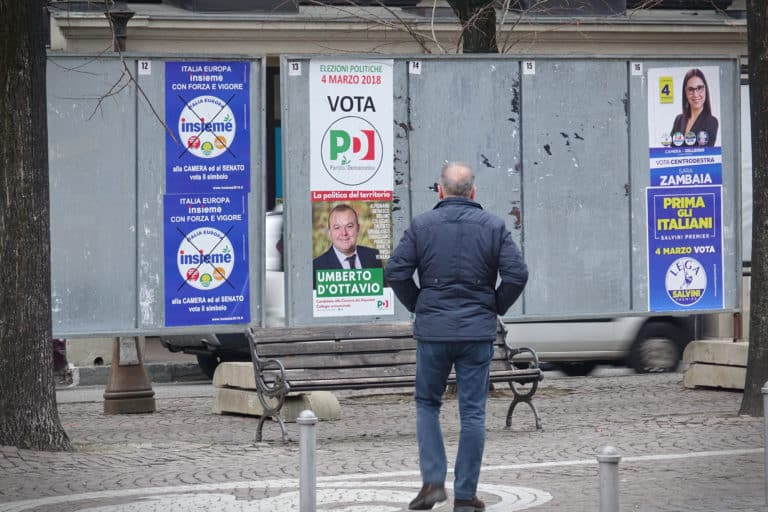 Why Italian Election Matter: a Populist Shock