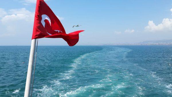 Turkey drifting away from Europe