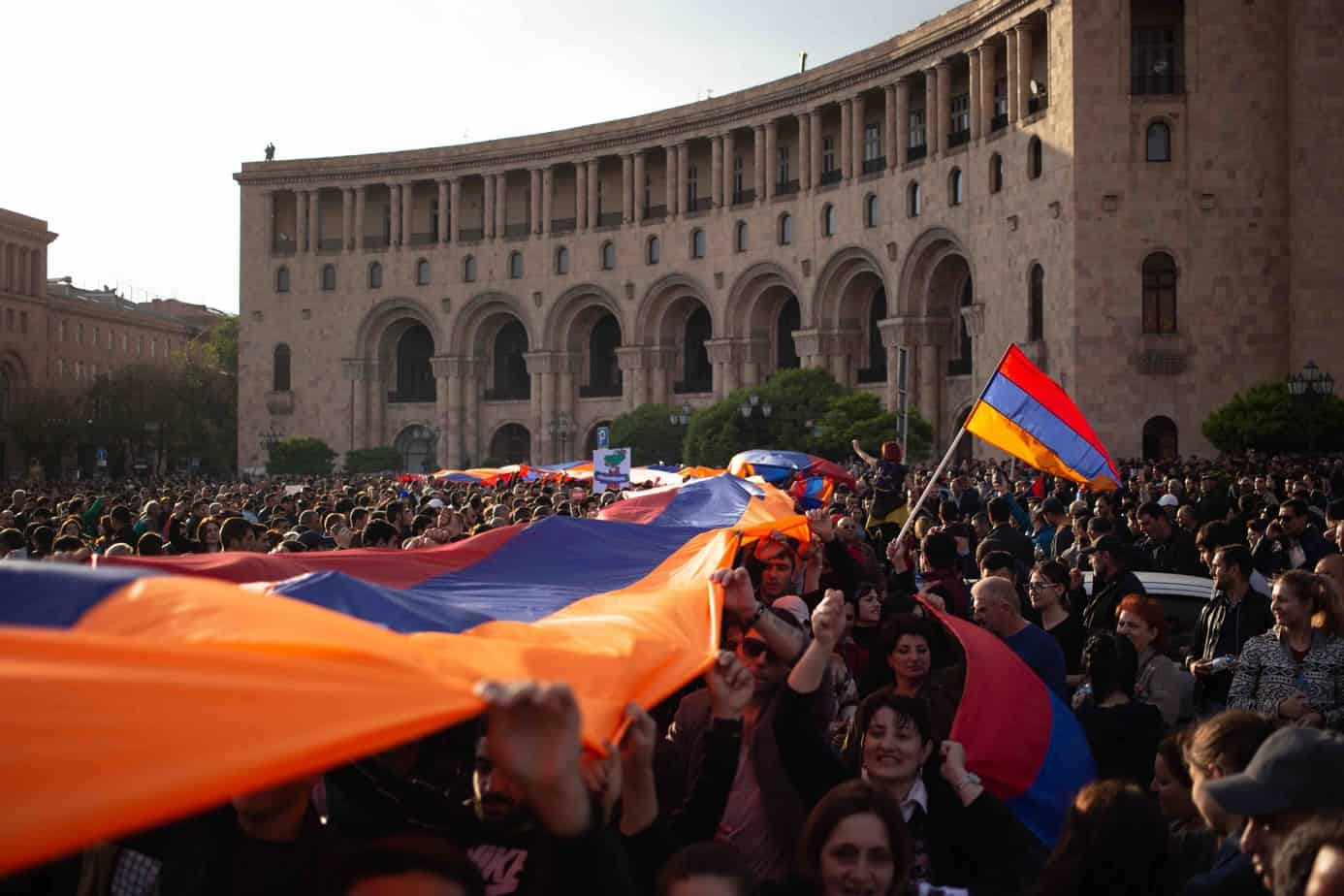 Nagorno-Karabakh: nationalist politics at geo-political cross-roads