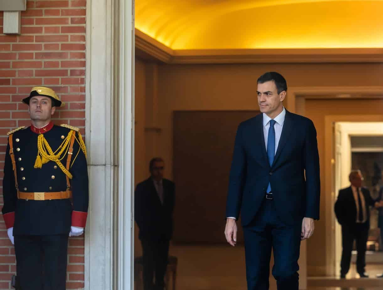 Pedro Sánchez is facing his best opportunity