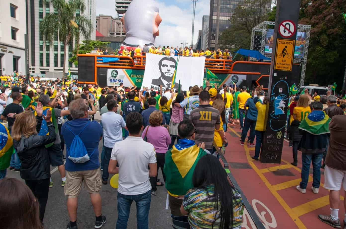 Elections in Brazil: Some Reflections on the implications for relations with the EU