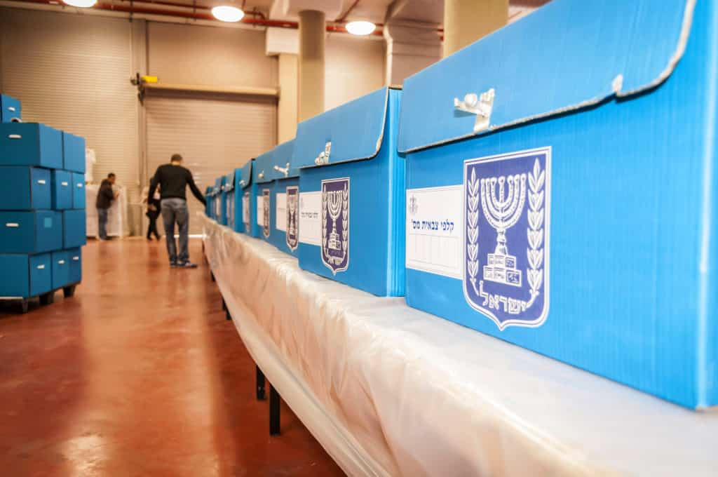 The Upcoming Israeli Election – The Continued Decline of the Social-Democrat Movement in Israel.jpg